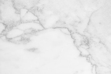 Photo sur Aluminium White marble texture background, abstract marble texture (natural patterns) for design.