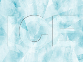texture turquoise blue shapes icy ice, cold, fresh, frosty background