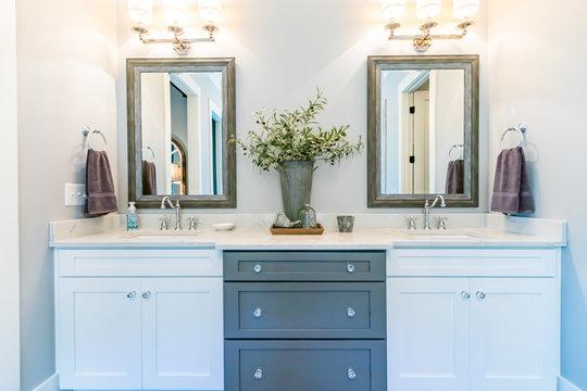 Designer Southern Bathroom