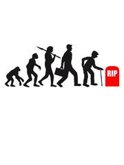 tot grab grabstein sterben kreislauf beerdigung evolution affe stock hut gehen rücken opa großvater alt rente enkel mann geburtstag silhouette schwarz umriss schatten