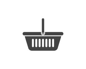 Basket vector icon