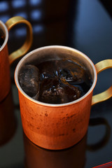 きんきんに冷えたアイスコーヒー