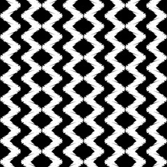 Seamless abstract geometric pattern. The texture of the strips. Brushwork. Hand hatching. Textile rapport.