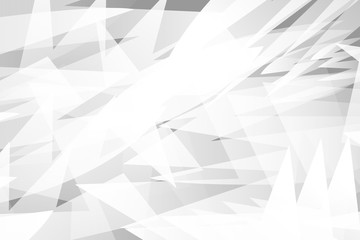 Abstract white and grey on light silver background modern design. Vector illustration EPS 10.