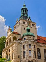 Bayrisches Nationalmuseum in München