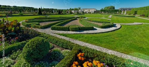 Herrenhäuser Gärten In Hannover Niedersachsen Deutschland Stock