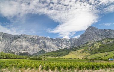 Amazing Croatian Mountains