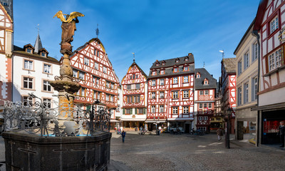 Bernkastel-Kues an der Mosel, Deutschland