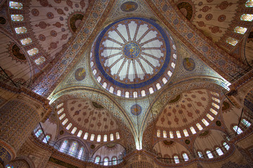 Istanbul - Blue Mosque, Sultan Ahmed Mosque..