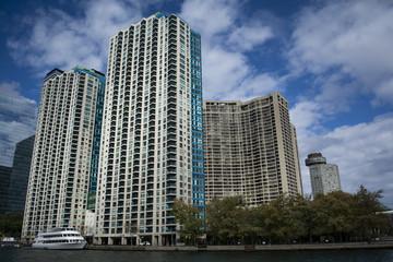 Toronto waterfront district condominiums