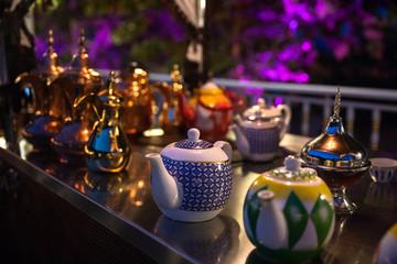 Arabic Style Coffee Bar