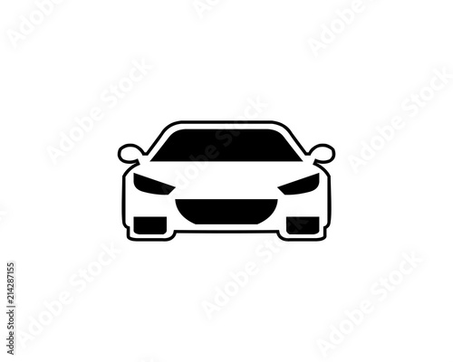 Car Silhouette Vector Sport Car Silhouette Vector Stock Image And