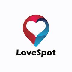 love spot logo