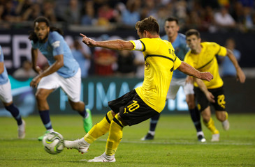 International Champions Cup - Manchester City v Borussia Dortmund