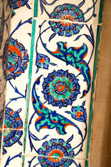 Ottoman ancient Handmade Turkish Tiles