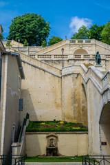 Wall Mural - Auch, Gers, l'escalier monumental.