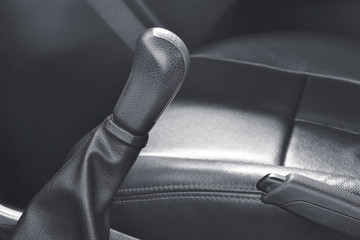 manual transmission gear lever knob