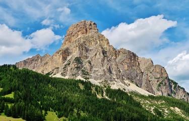 Sassongher, Colfosco, Dolomiten, Südtirol