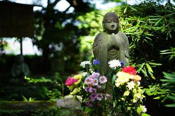 鎌倉の寺の庭