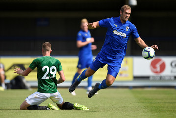 Pre Season Friendly - AFC Wimbledon v Brighton & Hove Albion