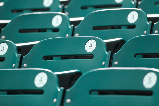 Ballparks and Empty Seats