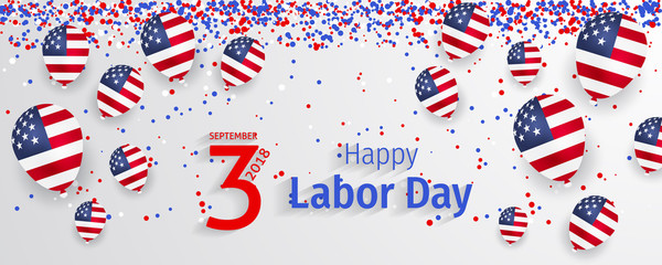 Happy Labor Day 2018.