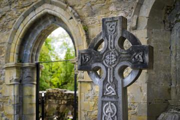 Cruz celta, Irlanda