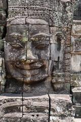 アンコールトム カンボジア シェムリアップ バイヨン寺院