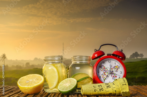 citrus alarm clock full