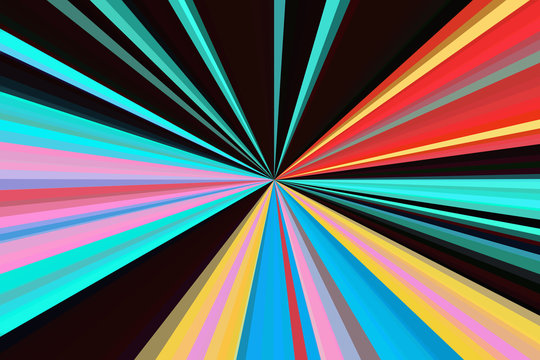 Hallucinogen fluorescent background of surreal colors . Abstract illusion theme. Psychedelic effect. Lsd effect.