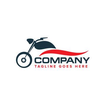 auto motorbikes logo design vector