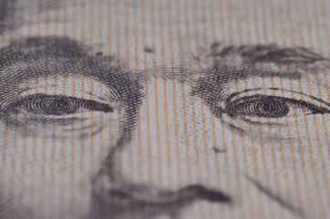 日本紙幣 1万円札