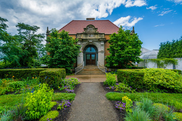 The Phipps Hall of Botany, in Pittsburgh, Pennsylvania.