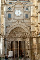 Puerta del Reloj, Catedral de toledo