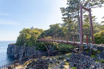 城ヶ崎海岸 門脇吊り橋
