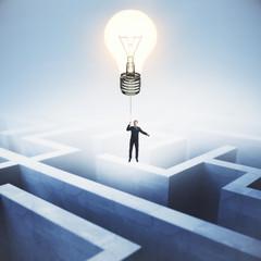 Idea and confusion concept