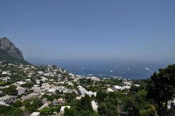 Veduta di Capri - Isola di Capri - Napoli - Campania - Italia