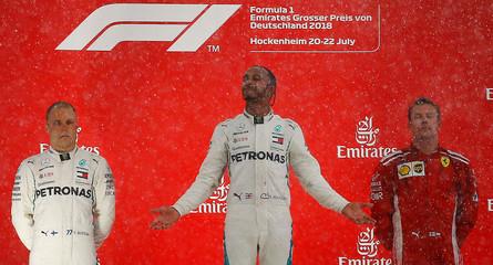 Formula One F1 - German Grand Prix