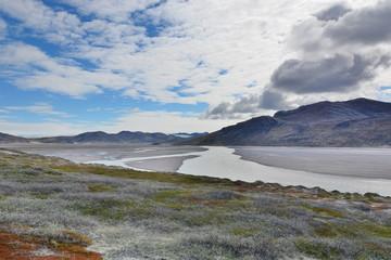 Poster Arctic Trekking in Greenland