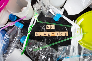 Plastics for recycling