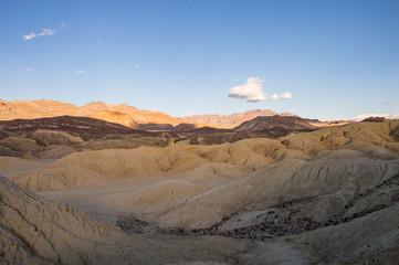 Hügelige Landschaft im Death Valley