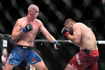 MMA: UFC Fight Night-Hamburg-Tybura vs Struve