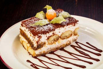 Famous Tiramisu cake