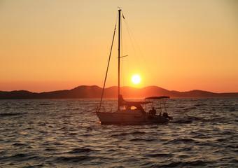 Zadar´s sunset