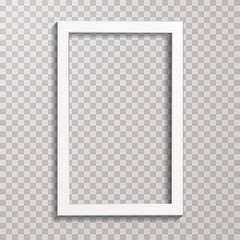 simple paper frame