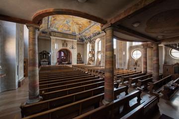 Ettlingen, St. Martin-Kirche