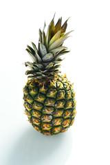 Pineapple Fresh whole isolated