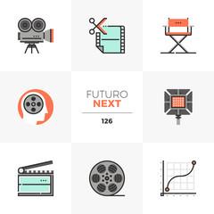 Film Production Futuro Next Icons