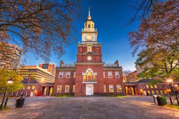 Fotomurales - Independence Hall in Philadelphia