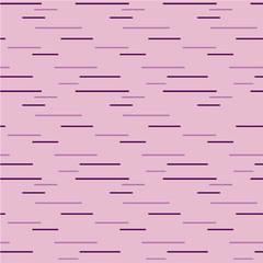 Nahtloses Streifenmuster in violetten Farbtönen. Vektordatei eps 10